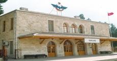 Karkamış Train Station